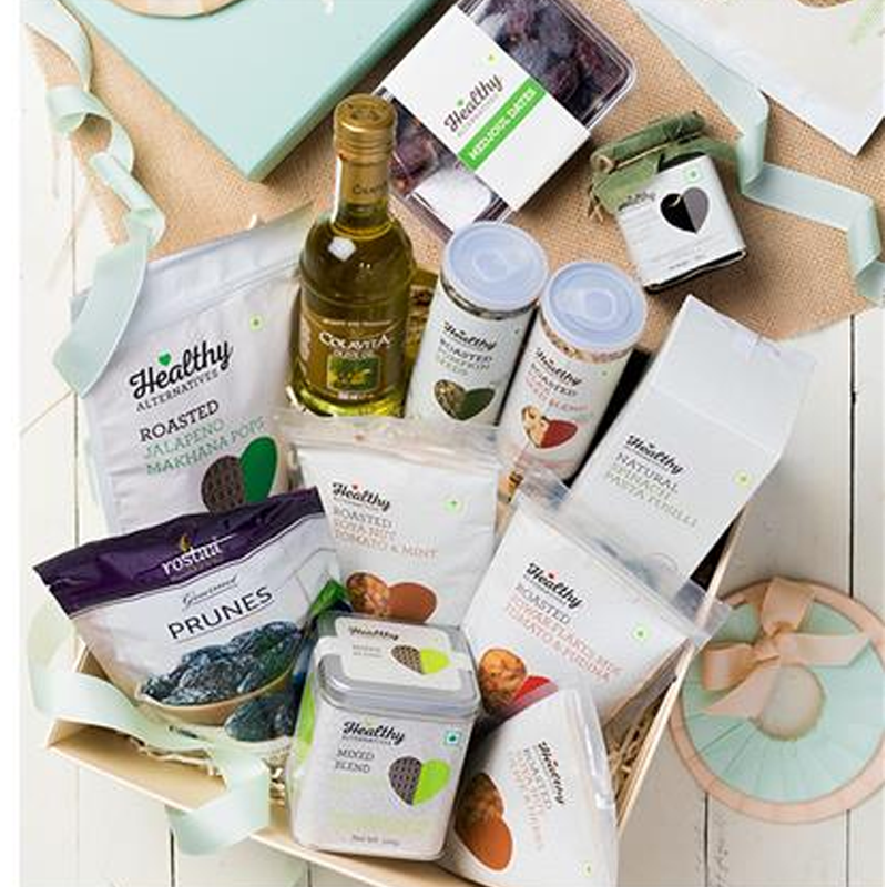 Wholesome Snacking Gift Hamper