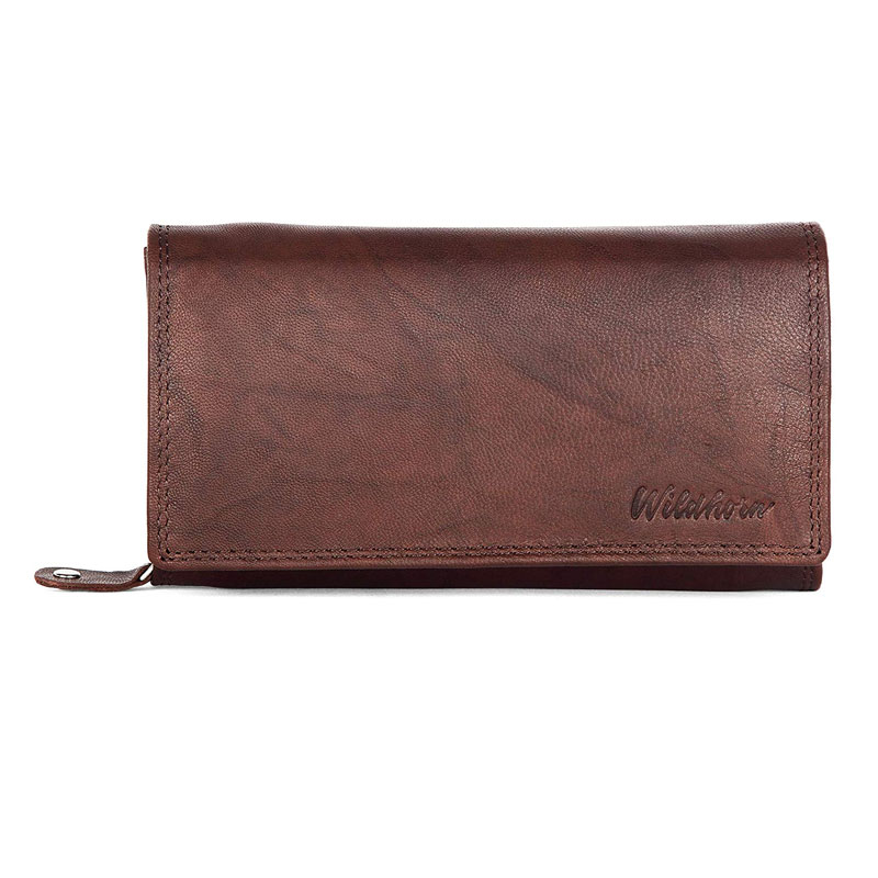 WildHorn RFID PROTECTED Wallet for Women
