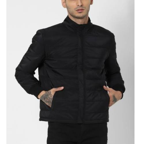 Winter Polyester Puff Jacket