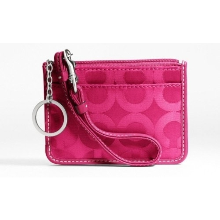 Women's Wallet Keychain
