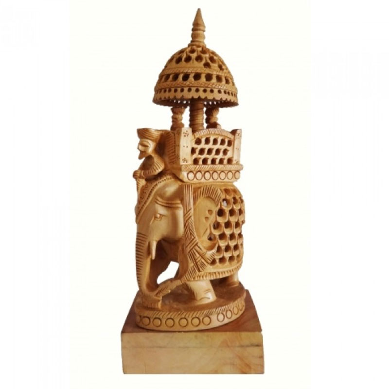 Wooden Ambabari Indian Art & Crafts