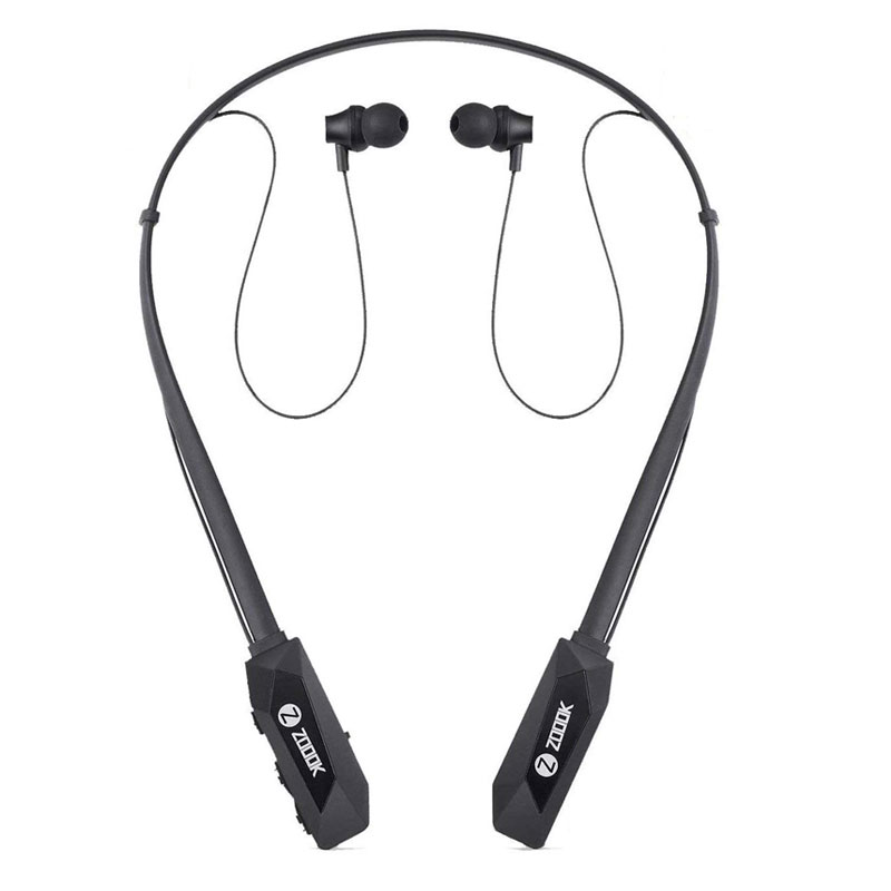 Zoook Jazz Claws Bluetooth Neckband Headset with Mic