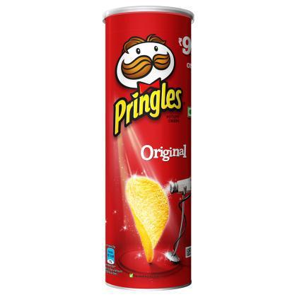 Pringle Wafers