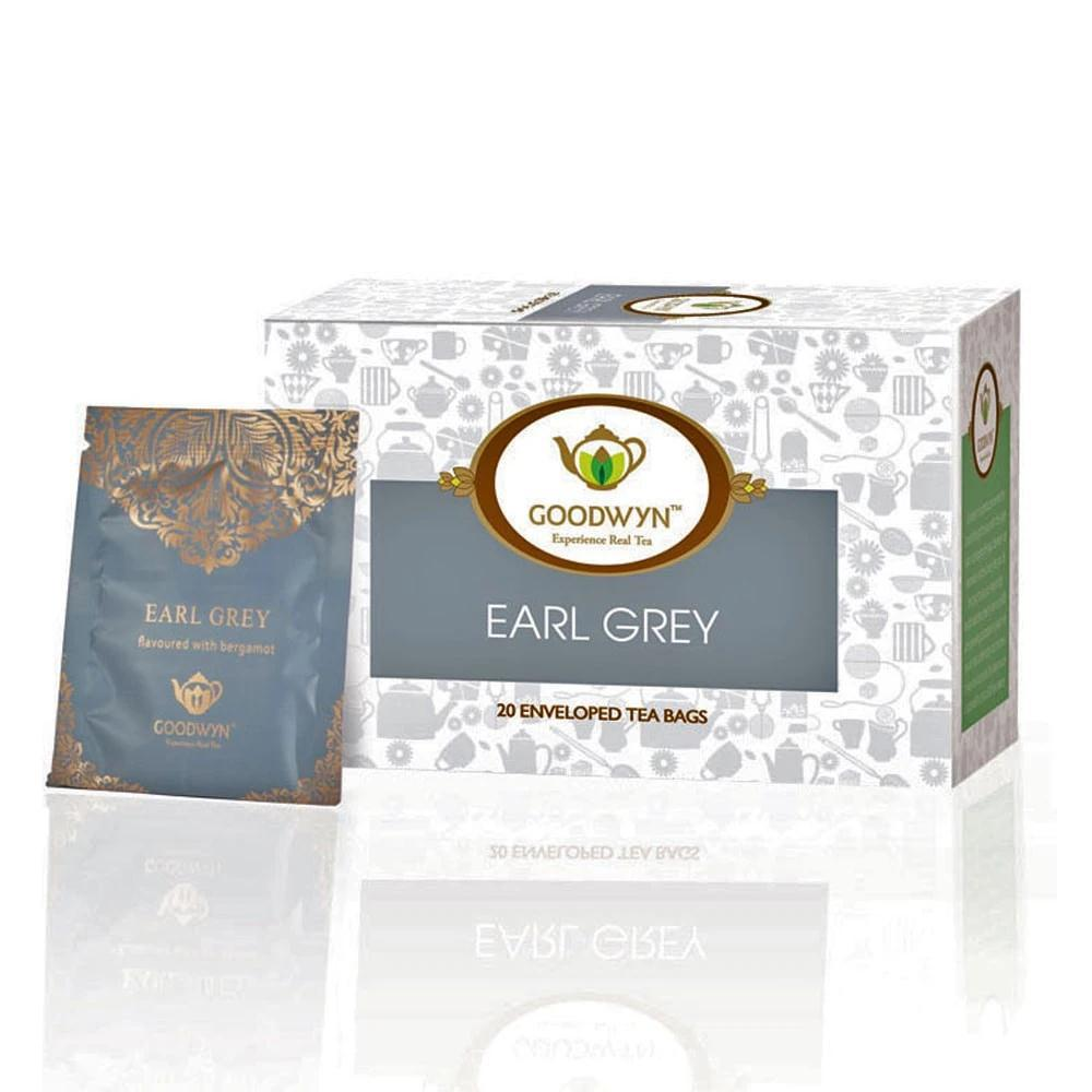 CLASSIC AND AROMATIC BLACK TEA BAGS