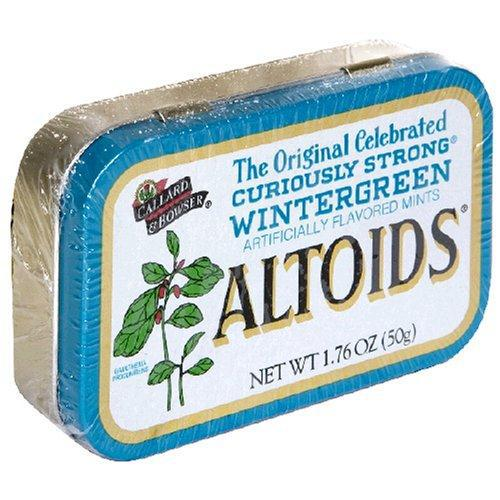 Altoids Mints: 50 Gm