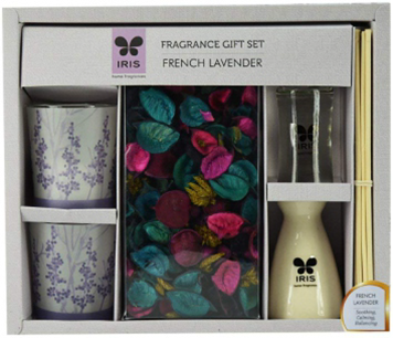 Iris Reed Difuser Fragrance Gift set