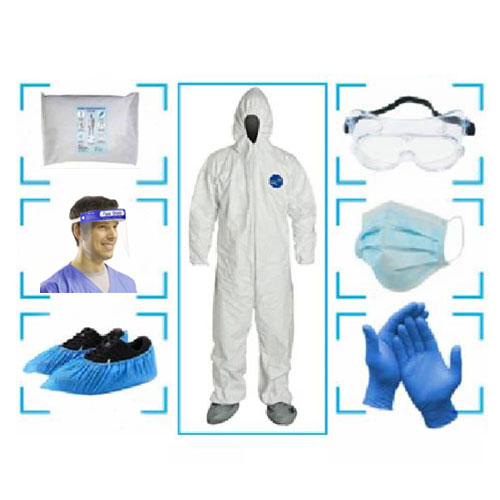Certified PPE Kit SITRA Approved