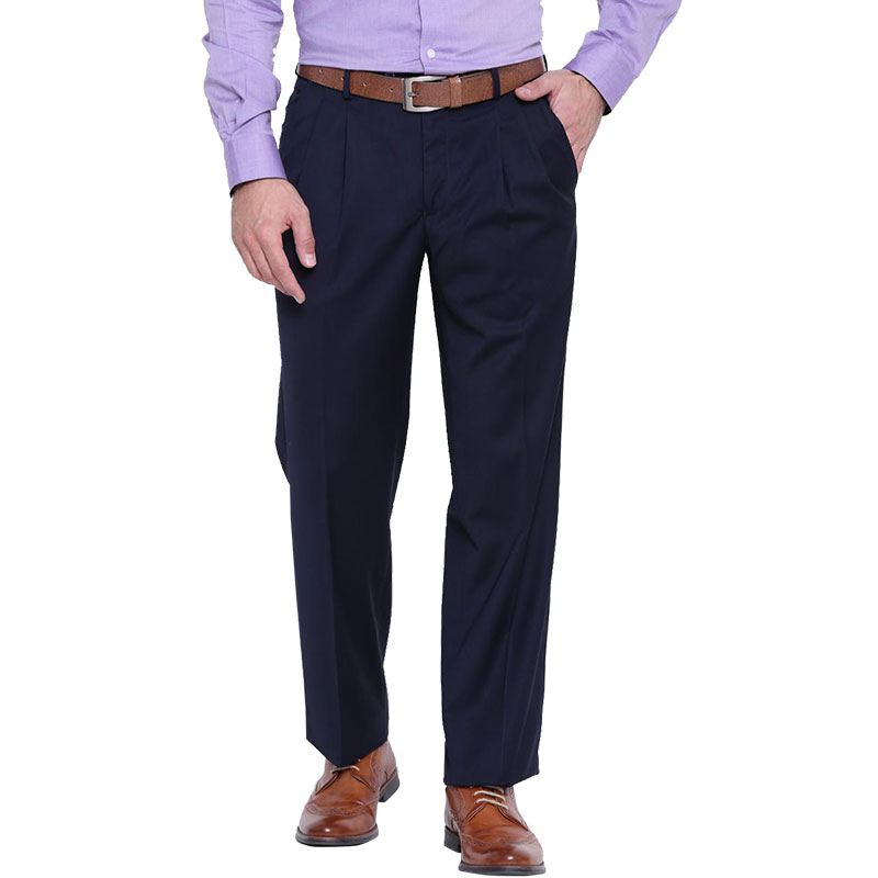 Louis Philippe Blue Trousers