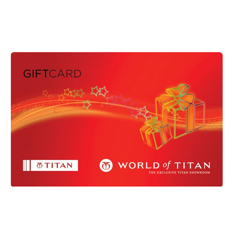 Titan Digital Gift Card