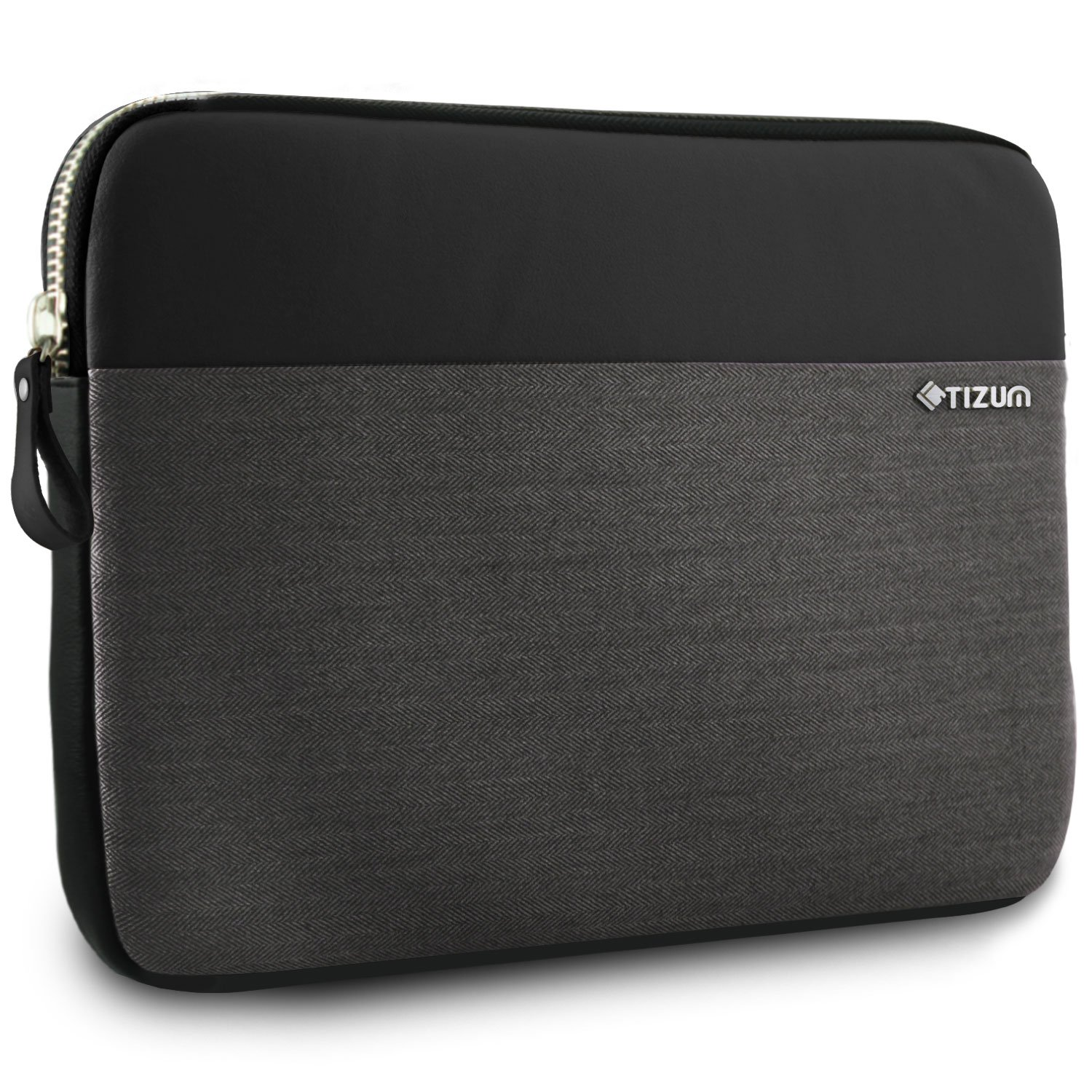 Laptop Sleeve with External Document Slip
